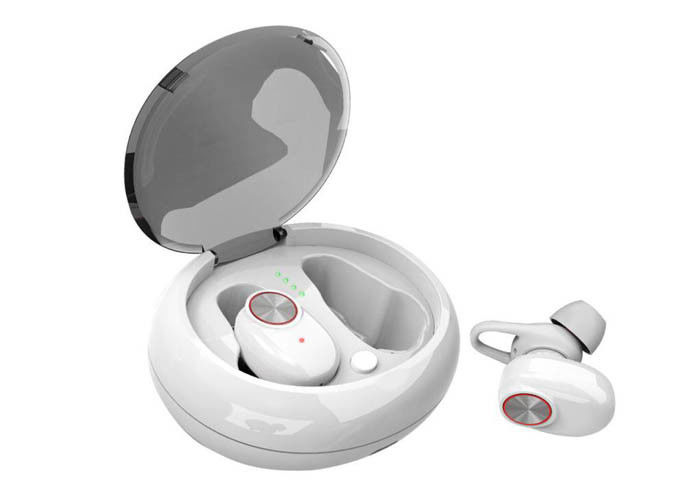 OEM V5 Metallic New Wireless Earbuds With Hi-Fi Stereo Speaker